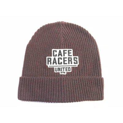 Motorcycles United Cafe Racers Docker Hat Purper
