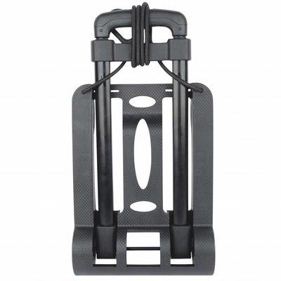 Mannesmann Foldable Trolley 45 kg