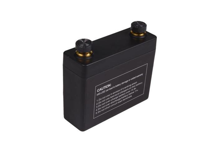 Raw Moto Accumulateur lithium #1 smart bluetooth 130cca