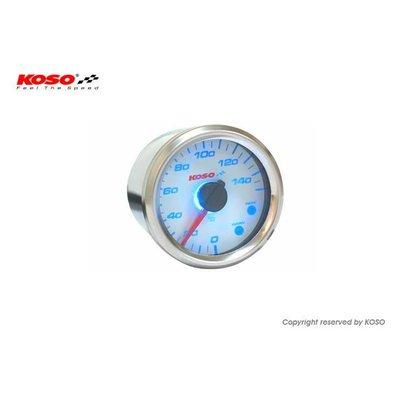 KOSO (max. 150 degreeså¡C) GP Style D48 Thermometer- white