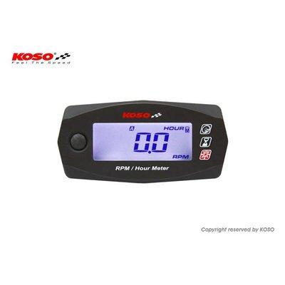 KOSO RPM & Hour Meter