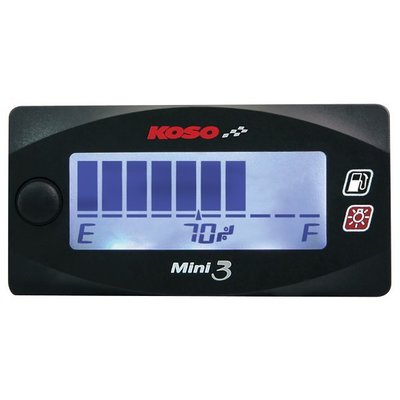 KOSO Mini 3 - Fuel Meter