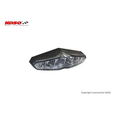 KOSO LED Back light (with license plate light) - Infinity smoke