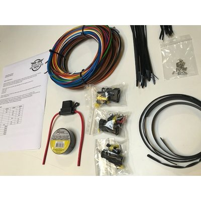 Motorcycles United Universal Premium Cable Set DIY