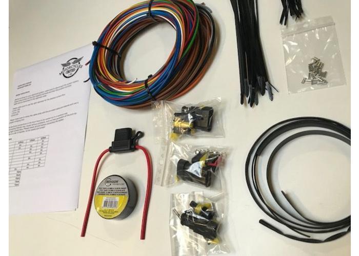 MCU Universal Premium Cable Set DIY