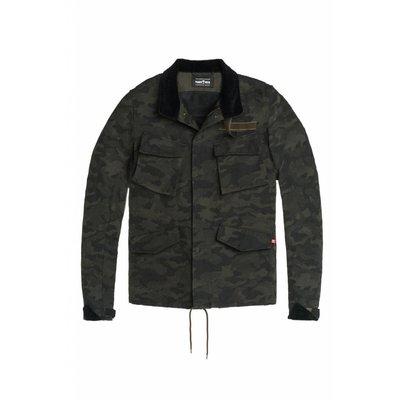 Pando Moto Military M65 Camo Jacket