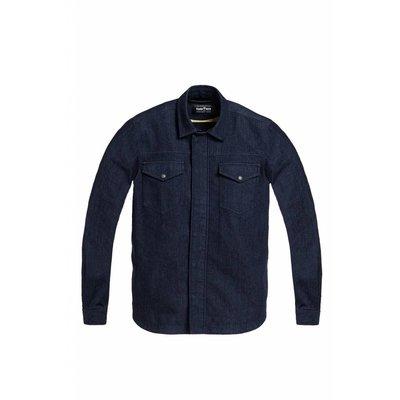 Pando Moto Capo Jacket Indigo