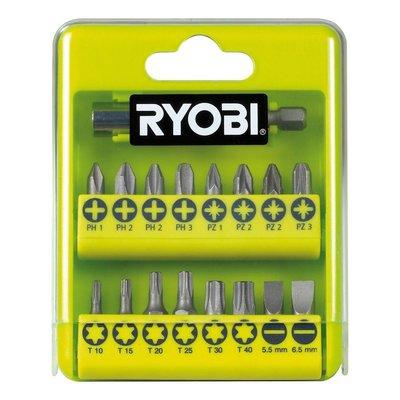 Ryobi Set schroefbits (17-delig) RAK17SD