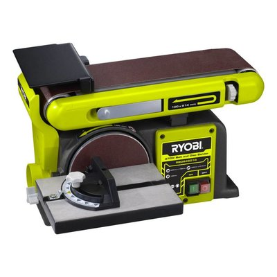 Ryobi Belt & Disc Sander 375W RBDS4601G