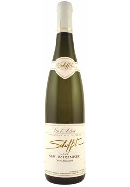 Schoffit Gewurztraminer Vieilles Vignes cuvée Alexandre 2016