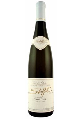 Schoffit Pinot Gris Vieilles Vignes Cuvée Alexandre 2015