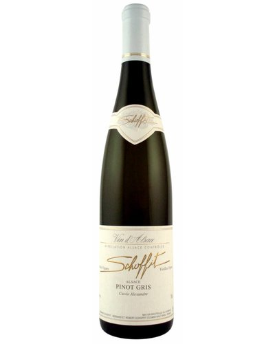 Schoffit Pinot Gris Vieilles Vignes Cuvée Alexandre 2015/16