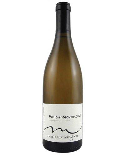 Lucien Muzard Puligny-Montrachet Blanc 2012