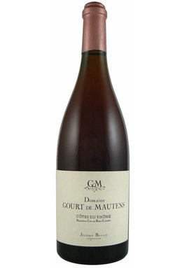 Gourt de Mautens Côtes-du-Rhône Rosé - 2011