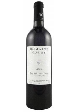 Gauby La Foun Rouge 2011