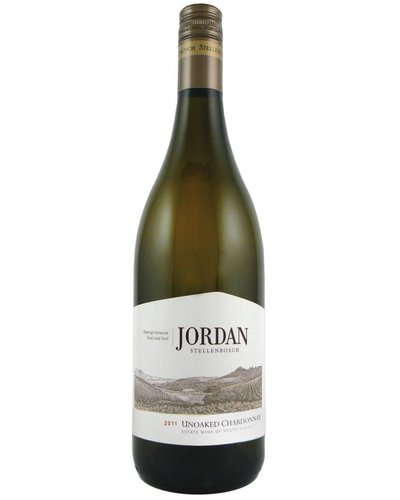 Jordan Unoaked Chardonnay 2016