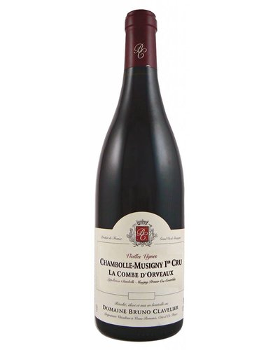 Bruno Clavelier Chambolle Musigny 1er Cru La Combe d'Orveaux 2007