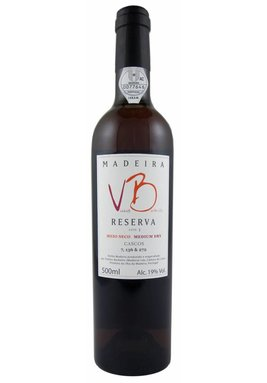Barbeito Madeira VB Lote 4 Reserva 0,50 ltr