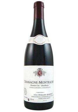 Ramonet Chassagne-Montrachet 1er Cru Boudriotte 2014