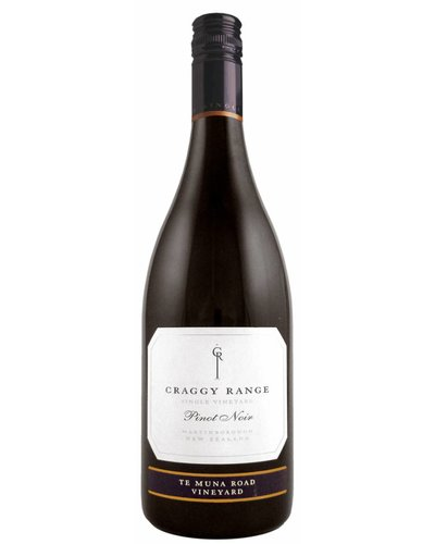 Craggy Range Pinot Noir Te Muna Road 2012