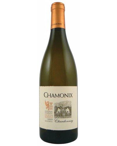 Chamonix Chardonnay Reserve Chardonnay 2015