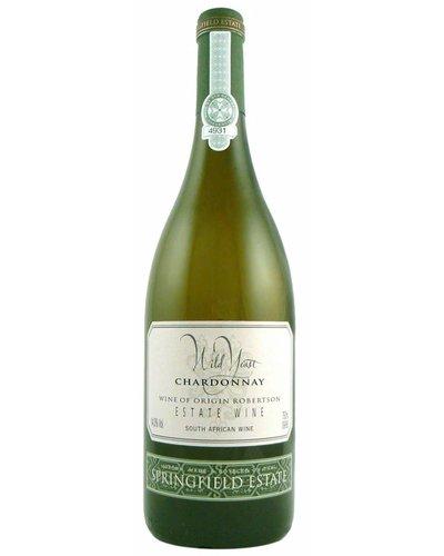 Springfield Wild Yeast Chardonnay 2012