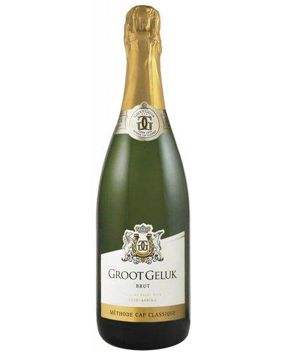 Omnia Wines/Groot Geluk Vonkelwijn Brut Cap Classique