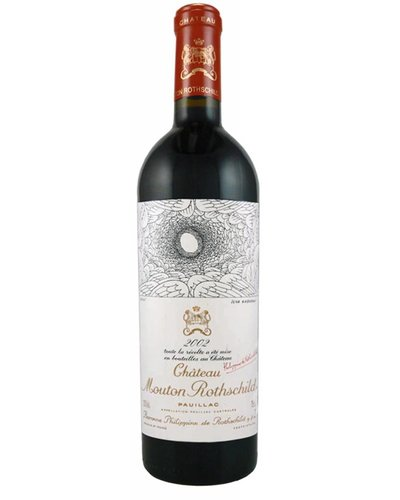 Mouton Rothschild 1er Grand Cru Classé 2002
