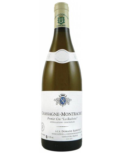 Ramonet Chassagne-Montrachet 1er Cru Ruchottes 2015