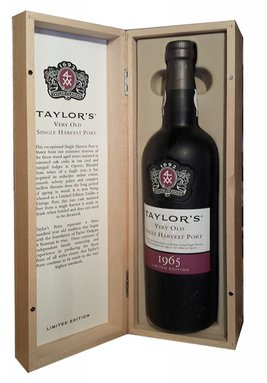 Taylor's Very Old Single Harvest 1965 in Giftbox