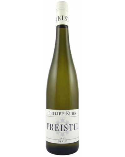 Philipp Kuhn Freistil Muskateller 2016