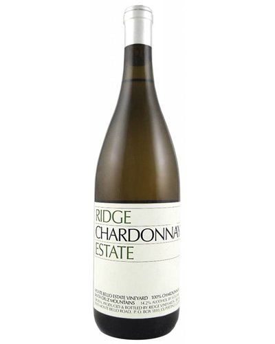 Ridge Vineyards Chardonnay 2014