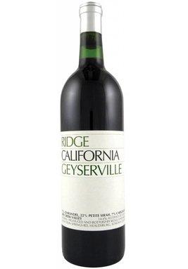 Ridge Vineyards Geyserville 2012