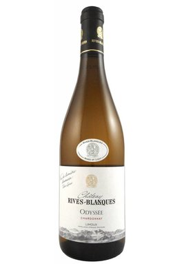 Rives-Blanques Chardonnay Odyssée 2015