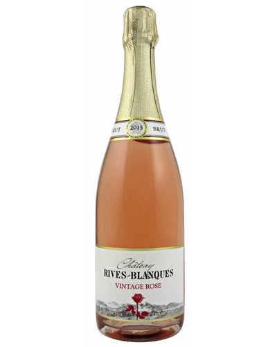Rives-Blanques Vintage Rose Crémant de Limoux 2015