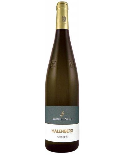 Schäfer-Fröhlich Riesling Halenberg Grosses Gewachs 2013/14/16