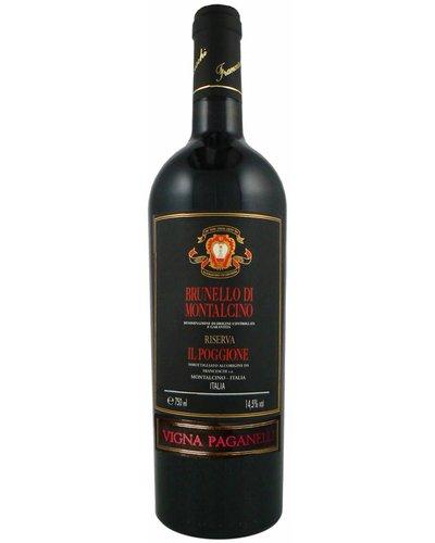 Il Poggione Brunello di Montalcino Riserva Vigna Paganelli 2010 Magnum