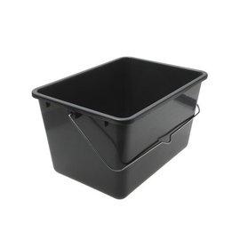 Farbeimer Grau Groß 12 Liter