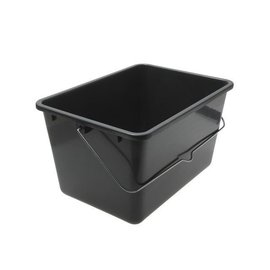Paint Bucket Grey 12 liters Large