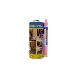 Woodfill - wood repair kit 1300 grams beige or white