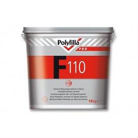 Polyfilla Pro F110 resin tempered Full spatula
