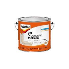 Alabastine 2-in-1 Synthetische Vlekken Muurverf