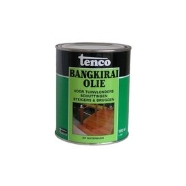 Tenco Bangkirai Oil 1 Liter and 2.5 Liter