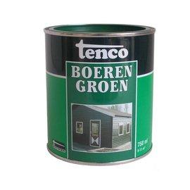 Tenco Boerengroen Beits Houtbescherming