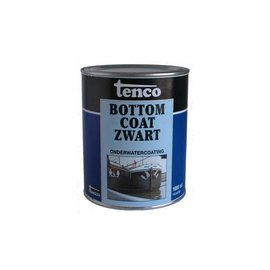 Tenco Bottom Coat Black underwater coating