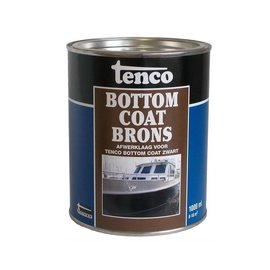 Tenco Bottom Coat Bronze underwater coating
