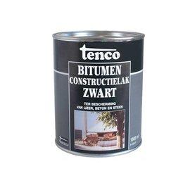 Tenco Bitumen Contstructielak Black 2.5l
