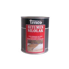 Tenco Bitumen Silo Beschichtung Schwarz