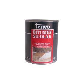 Tenco Bitumen Silo coating Black