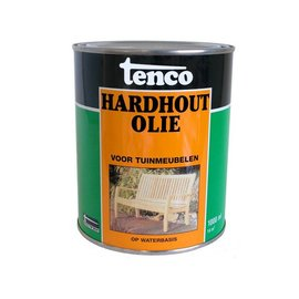 Tenco Oil for hardwood furniture 1 Liter